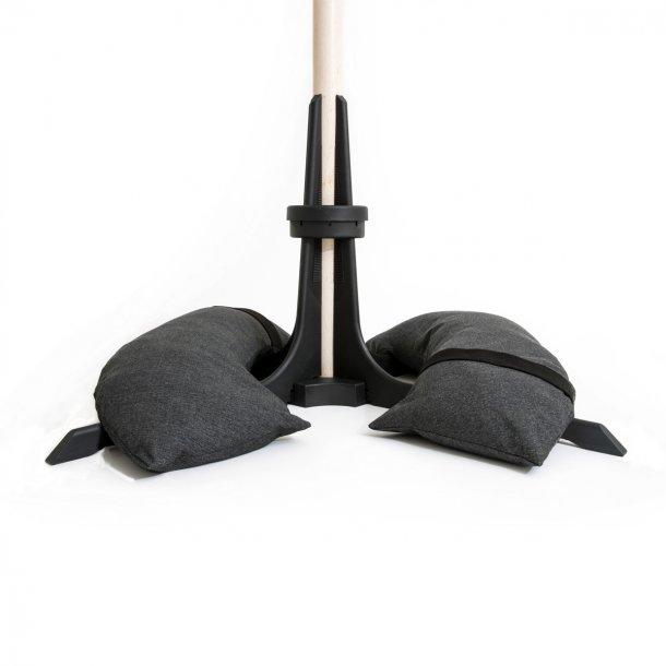 Baser parasolfod